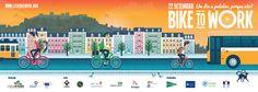 Bike to Work Day - Lisboa (Portugal) 22 Sept 2014
