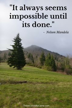 Nelson Mandela #Inspiration #Motivation