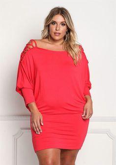 bae4e7832ea Shop Plus Size Dresses including Cute Plus Size Party Dresses
