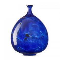 GERTRUD NATZLER (1908 - 1971)OTTO NATZLER (1908 - 2007)Large vase, Los Angeles, CA, 1956Signed NATZLER, tape label H05212 1/2 x 8 3/4 Prov