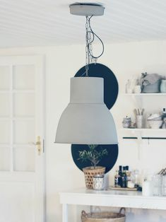 Spray paint the inside gold ideen rund ums haus pinterest ikea sprays - Ikea suspension luminaire ...