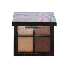 tarte Special Edition Colored Clay Eyeshadow Quad (€31) ❤ liked on Polyvore featuring beauty products, makeup, eye makeup, eyeshadow, beauty, cosmetics, creamy eyeshadow, tarte, tarte eyeshadow and eye brow makeup