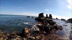 spot de pêche paysage paradisiaque  Cap d'Agde ,Fort de Brescou Hérault3...