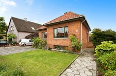 Rosenkildevej 29, 4200 Slagelse - Charmerende bungalow i hjertet af Slagelse