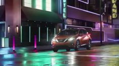 The All-New Nissan Murano Nissan Murano, New Nissan, Crossover Suv, Dean Martin, Grand Entrance, Tv Commercials, Olympia, Boat, Photo And Video