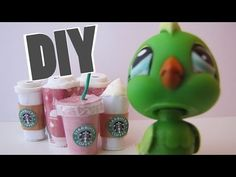Custom LPS Koala Oreo Cookies And Cream Inspired DIY Littlest Pet Shop - YouTube