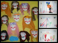 παιχνιδοκαμώματα στου νηπ/γειου τα δρώμενα: μάσκα και .............. παραδοσιακό καρναβάλι !!!