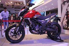 Honda revela primeiro modelo desenvolvido na Índia