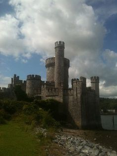 Blackrock Castle in Cork city, Ireland [3 pictures] / Most Beautiful Pages