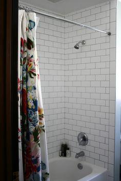 My new bathroom!!! #remodel #vintagebath