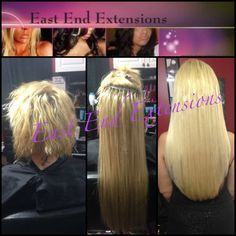 """Featured in """"HairExtensionGuide.com""""  And Vocab Magazine! I have my   hair in stock at all times/all colors! Check out my line """"Glam Rock Extensions"""" It is 100% indian remy hair. My goal is to make your hair extensions look as natural as possible with a little added spice! I specialize in KERATIN FUSION Hair Extensions ONLY. This is a system  designed to be done without the use of harsh glues, metal or plastic clips, or tight braiding for sewing or any damage to the natrual hair.! Email now!"""