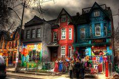 Kensington Market. Toronto, Ontario. Travel. Inspiration.