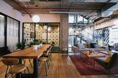 WeWork's Herzliya coworking space