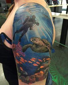 Tattoo Artists - Joey Hamilton (Revolt Tattoos)@joeyhamiltontattoo