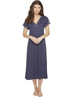 Natori Zen Floral Nightgown ba0ccaf53