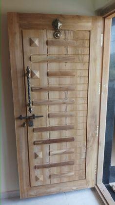 Main Entrance Door Design, Wooden Main Door Design, Door Design Interior, Room Design Bedroom, Wooden Doors, Front Doors, Glass Design, Glass Door, Tall Cabinet Storage