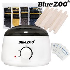 Blue Zoo Beans 4 X 100g Hard Wax Pellet Waxing Warmer Electric Pot With Wax Applicator Sticks Womens Hair Removal Wax Kit |  Compare Best Price for Blue Zoo Beans 4 x 100g Hard Wax Pellet Waxing Warmer Electric Pot with Wax Applicator Sticks Womens Hair Removal Wax Kit product. Here we will give you the discount of finest and low cost which integrated super save shipping for Blue Zoo Beans 4 x 100g Hard Wax Pellet Waxing Warmer Electric Pot with Wax Applicator Sticks Womens Hair Removal Wax…