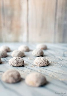 These cinnamon cashew snowdrop cookies are perfect for the holidays! Serve them at parties or offer them as gifts. Get the recipe from Savory Simple.