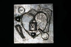 "Wanddeko - Metal Art Bild ""Key of Love"" Aluminium Art, 3D - ein Designerstück von Angelas_Kreativwelt bei DaWanda"