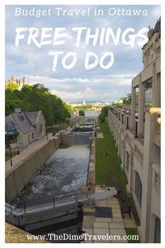 Visiting Ottawa on a budget? See these free things to do for a cheap stay! Canada Travel, Travel Usa, Quebec, Ottowa Canada, Amazing Destinations, Travel Destinations, Toronto, Free Things To Do, Adventure Is Out There
