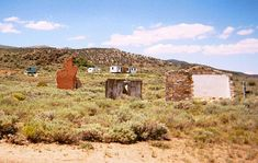 You'll Never Forget Your Journey Along This Nevada Ghost Town Scenic Drive