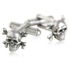 Skull and Crossbone Cufflinks