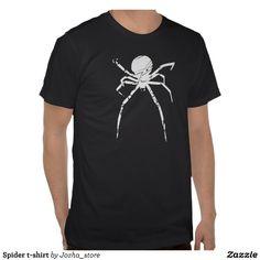 http://www.zazzle.com/spider_t_shirt-235488194568754445
