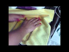 How to embroider a towel with Brother SE400