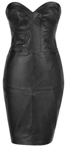 Antik Batik Dialo Leather Dress. I have this dress~love it!