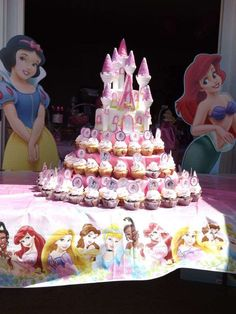 Disney Princess Party Birthday Party Ideas | Photo 1 of 42 | Catch My Party