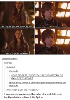 Game Of Thrones Memes 2019 - The biggest fuck you in the history of GOT 😂 Game Of Thrones Tv, Game Of Thrones Funny, Fandoms, Relationship Games, Captive Prince, Got Memes, My Sun And Stars, Iron Throne, Sansa Stark