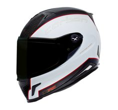 Motorcycle Nexx Helmet Carbon Black White Red L UK Seller Open Face Motorcycle Helmets, Motorcycle Equipment, Full Face Helmets, Motorcycle Outfit, Carbon Helm, Ducati, Yamaha R1, Motocross, Dot Approved Helmets