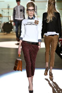 Dsquared2 - Fall 2012 Ready-to-Wear
