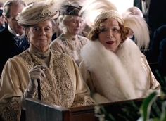 Downton Abbey, Fashion