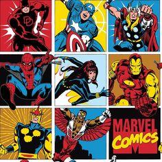 Marvel - Cotton