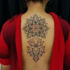 lines, mandala, tatuagem de mandala, oldbonetattoo,Edmar Venâncio, tatuape