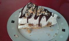 ΜΑΓΕΙΡΙΚΗ ΚΑΙ ΣΥΝΤΑΓΕΣ: Τούρτα παγωτό με μπισκοτένια βάση !!!! Tiramisu, Waffles, Cheesecake, Food And Drink, Breakfast, Ethnic Recipes, Desserts, Morning Coffee, Tailgate Desserts