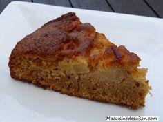 Gâteau aux pommes Banana Bread, Pie, Desserts, Food, Apple Cakes, Greedy People, Torte, Tailgate Desserts, Cake
