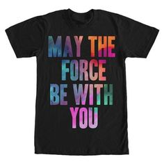 Star Wars Force W... just added  http://shop.boroughkings.com/products/star-wars-force-with-you-colors-t-shirt?utm_campaign=social_autopilot&utm_source=pin&utm_medium=pin is where you can find it