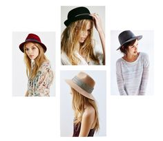 Trying on Fall Hats Diy Fashion, Fashion Brands, Womens Fashion, Fashion Hats, Fashion Bloggers, Outfits With Hats, Fall Outfits, Womens Clothing Stores, Clothes For Women