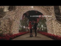 When We Say (A Juicebox Christmas) - AJ Rafael ft Andrew de Torres (OFFICIAL MUSIC VIDEO) Love this song.