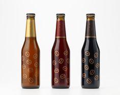 Curioso diseño de packaging de cerveza de Nendo