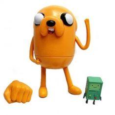 Boneco Jake + BMO - Action Figure (Hora de Aventura) | Loja Quarto Geek