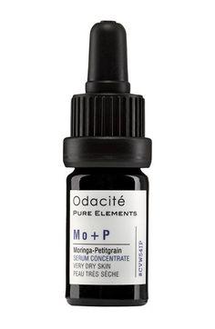 Odacite 'Mo + P' Moringa-Petitgrain Facial Serum Concentrate