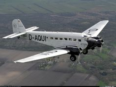 Lufthansa (Berlin-Stiftung)  More: Junkers Ju-52/3mg8e  (airliners.net)