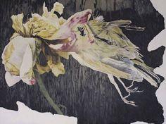 Patricia Eustaquio's A Bird in Cloud Country