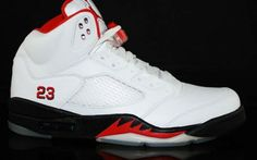136027 163 Nike Air Jordan 5 V Retro-Fire Red(White/Black-Fire Red) http://www.sraoc.net/136027-163-nike-air-jordan-5-v-retrofire-redwhiteblackfire-red-p-2234.html