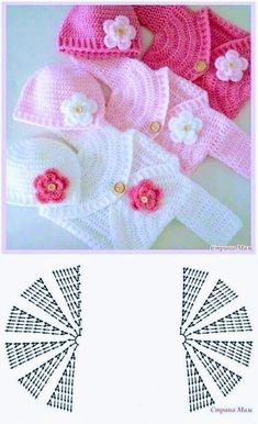 Knitting pattern baby jacket crochet pattern baby dress baby cardigan baby girl dress and cover diaper set in crochet newborn to 3 months cute baby shower g baby clothes baby clothes cover crochet cute diaper dress months newborn set shower Crochet Baby Sweaters, Crochet Baby Cardigan, Baby Girl Crochet, Crochet Bebe, Crochet Baby Clothes, Knit Baby Dress, Crochet Summer, Baby Girl Patterns, Baby Knitting Patterns
