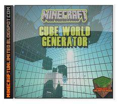 Minecraft Unlimited Mods: Descargar Cube World Generator Mod para Minecraft ...