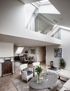 Decor Inspiration - Perfect Gray Loft